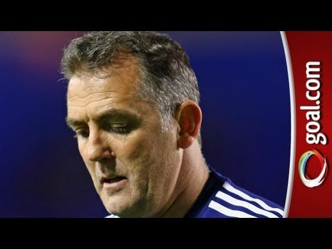 Owen Coyle SACKED by Bolton Wanderers