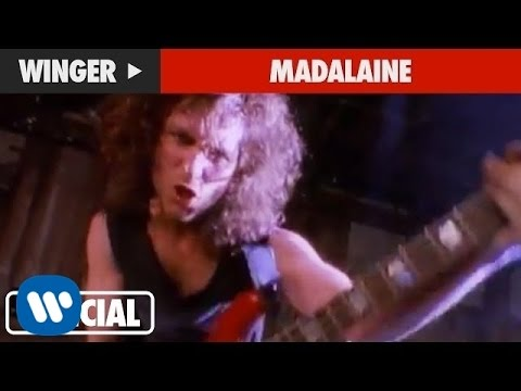 "Winger - ""Madalaine"" (Official Music Video)"