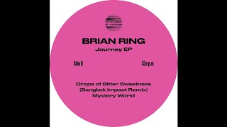 PREMIERE: Brian Ring - Mystery World [Clutching At Straws]