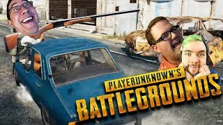 DRIVE, DRIVE. HONK, HONK  | Player Unknown's Battlegrounds Part 16