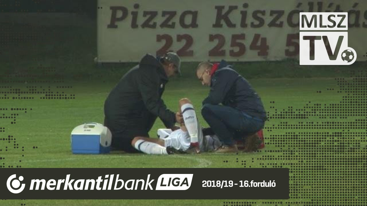 Aqvital FC Csákvár – Gyirmót FC Győr | 2-3 (0-2) | Merkantil Bank Liga NB II.| 16. forduló |