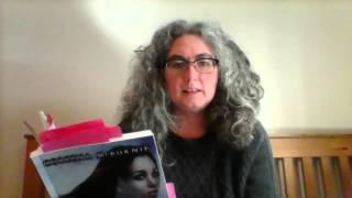Author Coreena McBurnie reading from Prophecy