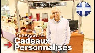 Kiosque de gravure laser | boutique de cadeaux personnalisés | Trotec