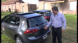 TEST VW GOLF VII COMFORTLINE vs  HIGHLINE 8 15 AUTO AL DÍA