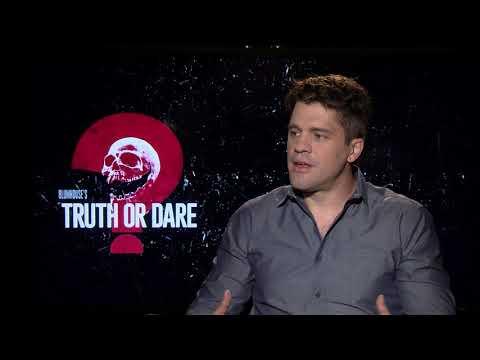 Director Jeff Wadlow Talks Horror Film TRUTH OR DARE