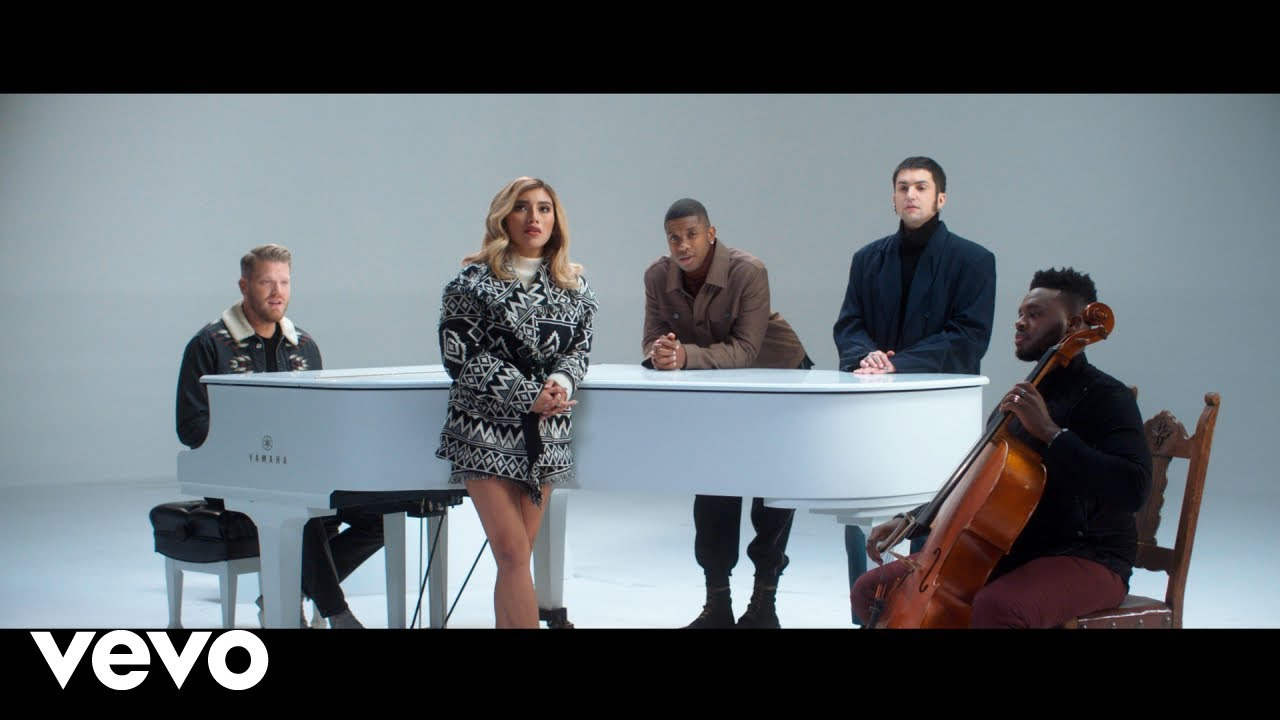 PENTATONIX PREMIERE VIDEO FOR ORIGINAL HOLIDAY TRACK 'THANK YOU'