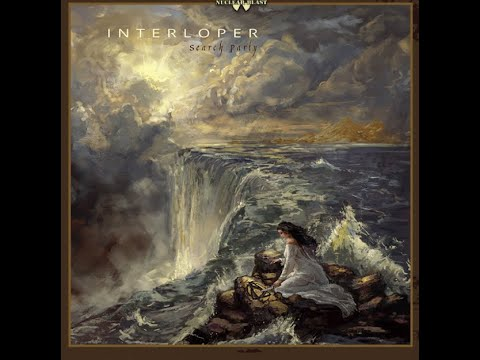 """Interloper (ex Rings Of Saturn) new song """"Idle Years"""" off new album """"Search Party"""""""