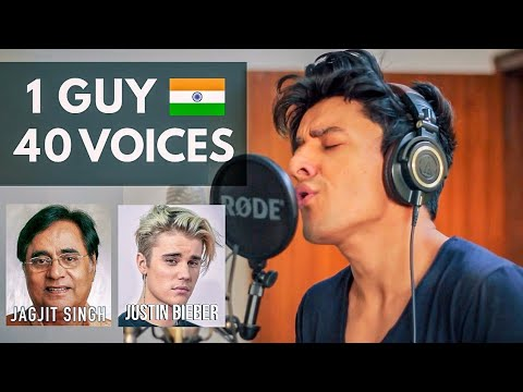 1 GUY 40 VOICES (with music) | Part 2
