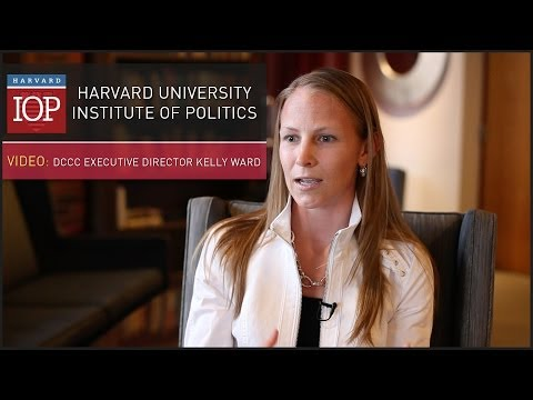 3 with IOP: DCCC Executive Director Kelly Ward
