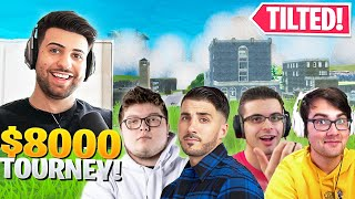 BRINGING TILTED TOWERS BACK! OG Tournament! ft. Nickmercs, NickEh30, Aydan, Kiwiz + MORE (Fortnite)