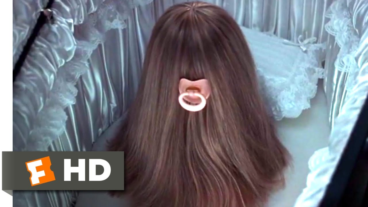 Addams family lange haare