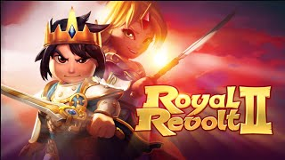 Royal Revolt 2 - PC play 1st try