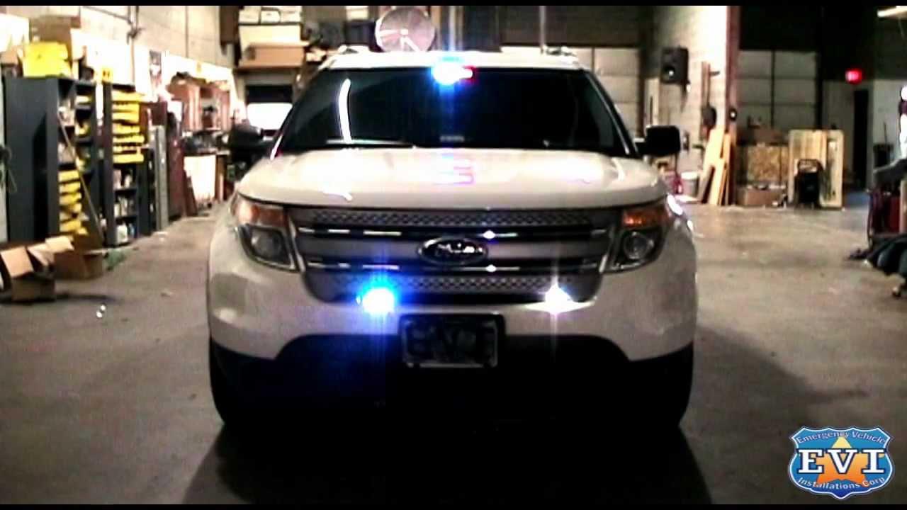 Undercover 2011 Ford Explorer 2 Evi Built Youtube