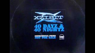 Xzibit - Shroomz (instrumental)