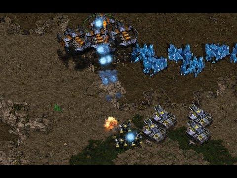 EPIC - BoxeR (T) V Iloveoov (T) On Lost Temple - StarCraft  - Brood War REMASTERED