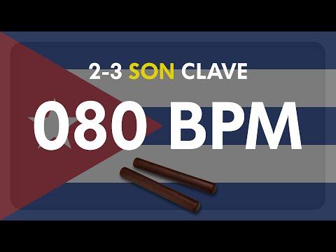80 BPM - 2-3 Son Clave