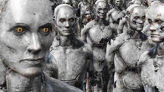Synth Army VS Pre War Robots - Fallout 4 NPC Battle
