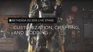 Fallout 4 Customization, Crafting Modding