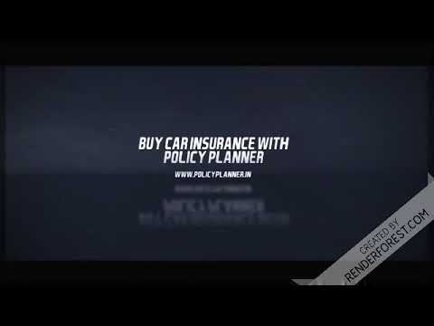 Buy car insurance online | Car insurance Renewal online | Policy planner |