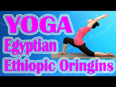 Egyptian YoGa & Ethiopic Oringins of Myths : From HindusKush Kabbalah to Kristos