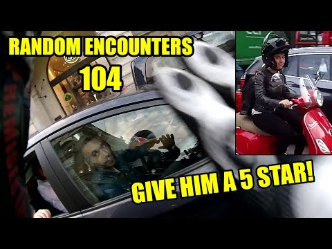 Give Him a 5 Star Uber Rating! - Random Encounters 104