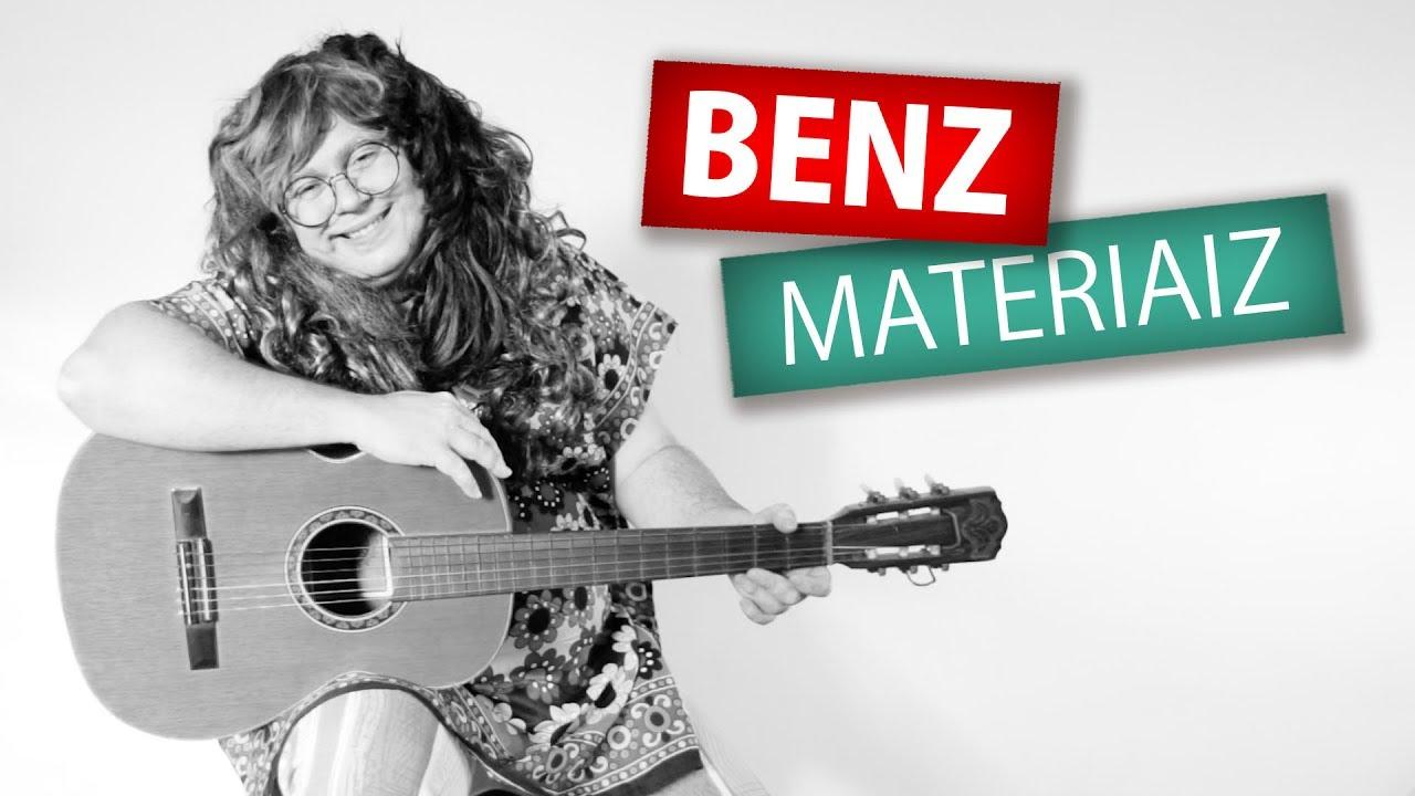 BENZ MATERIAIZ (Humor e Espiritismo)
