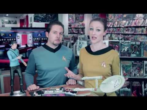 Kapow! Star Trek Comics.