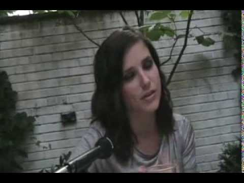 Sophia Bush Exclusive Interview for The CW TV Series One Tree Hill
