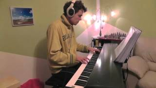 One Direction - If I Could Fly - Piano Cover - Slower Ballad Cover