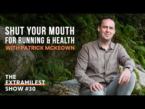 Patrick McKeown on Breathing Techniques for Running and Health