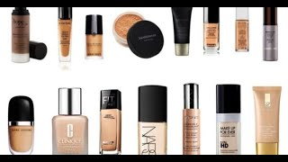Top 10 Foundations in 2020!