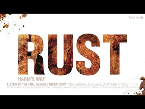 "HARM'S WAY ""Rust"" Album Stream - In Stores Now!"