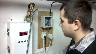 як зробити індукційне опалення