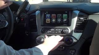 Phillips Chevrolet   - 2019 Chevy Suburban - Interior Features
