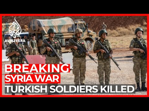 Syrian Government Shelling Kills Four Turkish Soldiers In Idlib