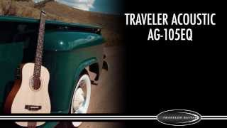 Traveler Guitar Traveler Acoustic AG-105EQ Product Overview