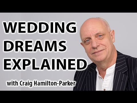 Dreams About Weddings - The Meaning Of Wedding Dream.