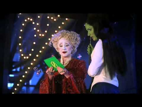 WICKED: The Characters