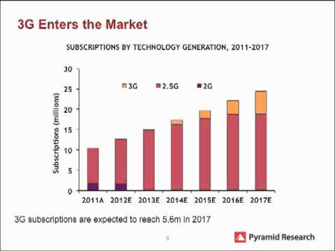 Cameroon Country Intelligence Report: Mobile Internet, 3G and MVNO Licenses Drive Market Growth