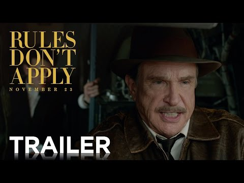 Rules Don't Apply | Official Trailer [HD] | 20th Century FOX