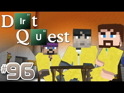 Minecraft - DirtQuest #96 - Willy's Woody (Yogscast Complete Mod Pack)