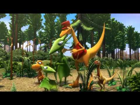 Dinosaur Train S3EP25 - Back in Time HD