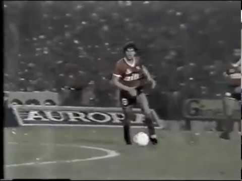 Ricardo Giusti vs Peñarol (Libertadores 1987)