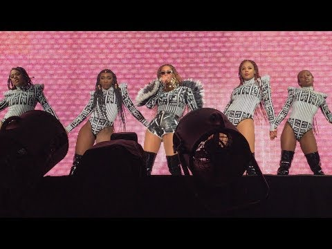 Beyoncé And Jay-Z - Apeshit Global Citizens Festival Johannesburg, SA 12/2/2018