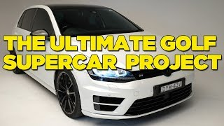 The Ultimate GOLF SUPERCAR PROJECT