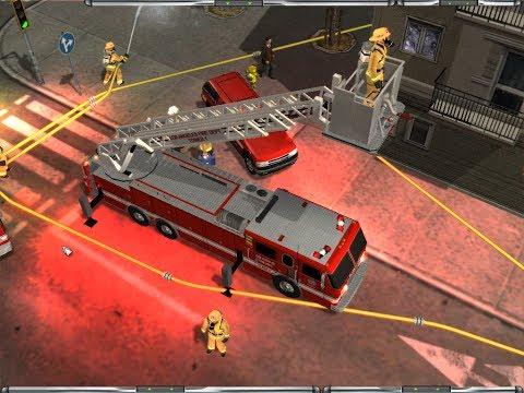 Emergency 4-- Los Angeles Mod v2.0 4x4 W00ds Map v1 BETA 03-- Crazy Shift In LA