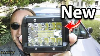 The Future of Car Lights - LED Conversion | Scotty