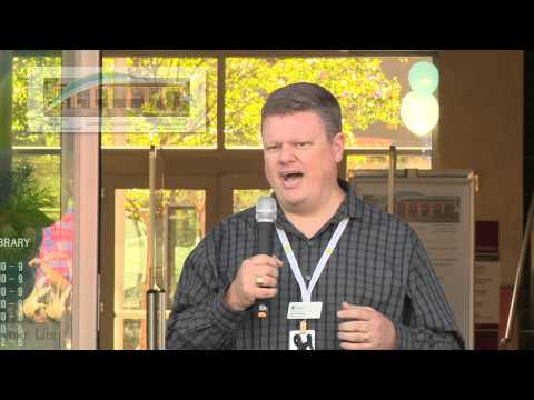 Gateway to Learning:  Cupertino Library 10th Anniversary Celebration (HD)