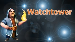 Watchtower - Clash of Clans Single Player Campaign Walkthrough - Level 14 Tutorial