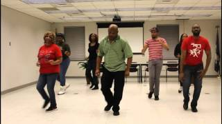 Playing Games 757 - Line Dance (Tidewater)